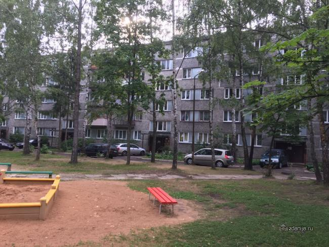 Дома серии 1-467А (отр.адм.) Подскажите серию дома в Латвии