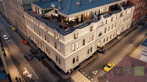 Планировки трёхкомнатных квартир (трёшек) в домах по инд. проектам