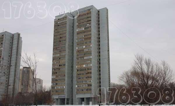Москва, Ленинский проспект, дом 109/1, корпус 1 (ЮЗАО, район Обручевский)