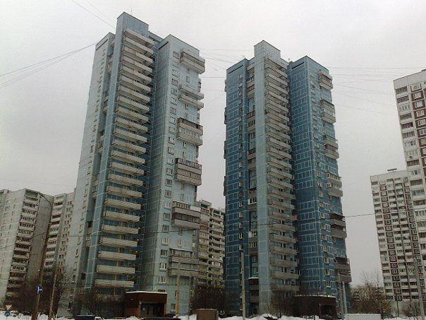 Москва, улица Яблочкова, дом 47, серия КМС-101, униф. каркас (СВО, район Бутырский)