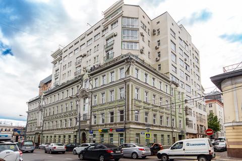 Москва, Самотёчная улица, дом 5 (ЦАО, район Тверской)