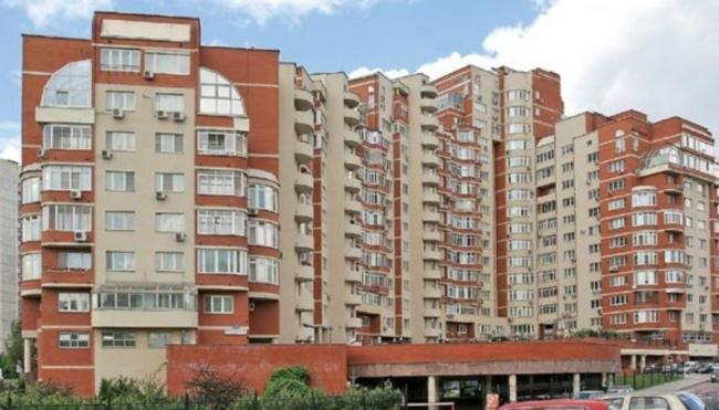 Москва, улица Архитектора Власова, дом 20 (ЮЗАО, район Обручевский)