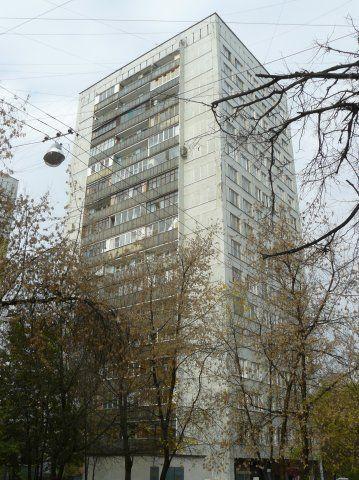 Москва, Измайловский бульвар, дом 18 (ВАО, район Измайлово)