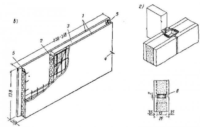 Крупнопанельный дом серии 1-467 конструкция трехслойной наружной панели