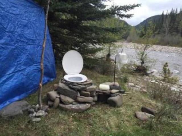 Европейский туалет или восточный туалет