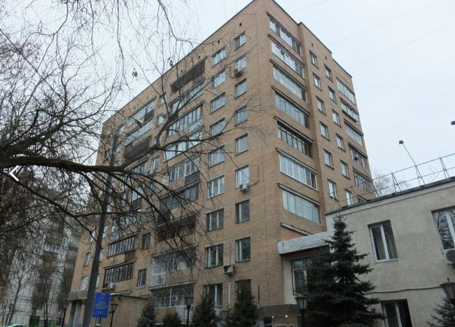 Москва, Болотниковская улица, дом 10, Серия II-29 (башни) (ЮАО, район Нагорный)