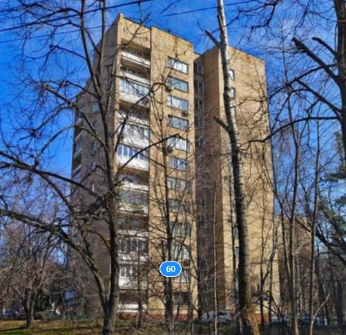 Малая Филёвская улица дом 60, Москва, серия: индивидуальный проект повторного применения