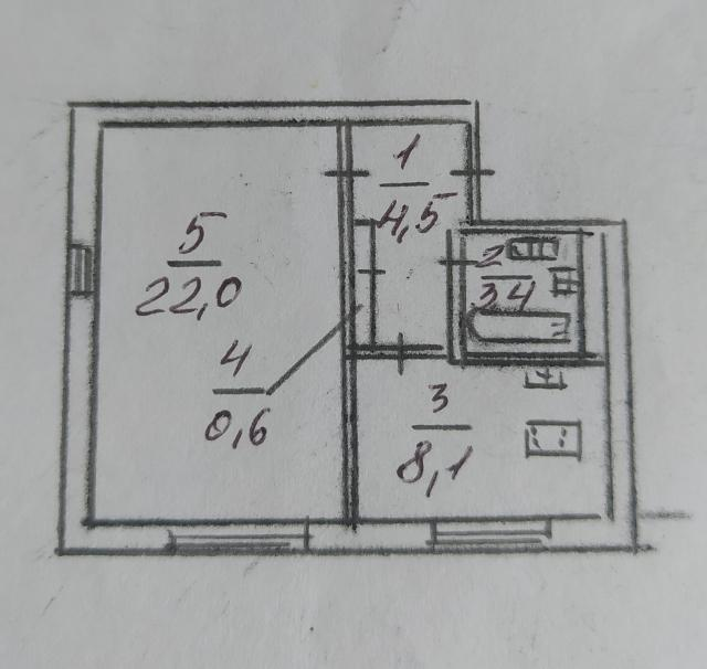 Дома серии 87 (основная ветка) планировка квартир с размерами