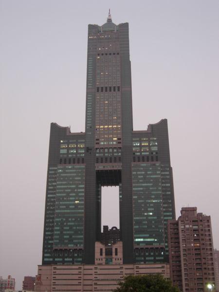 небоскрёб Ти энд Си Тауэр ( TST - Tuntex & Chien-Tai Tower )