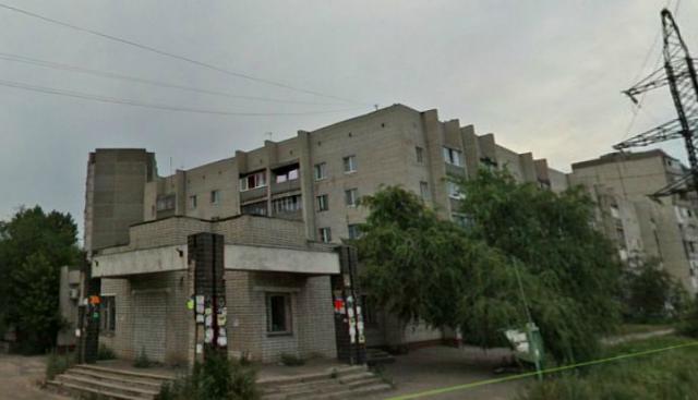 г. Воронеж серия дома?