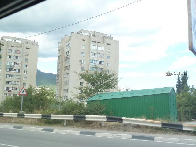 Типовые серии Крыма