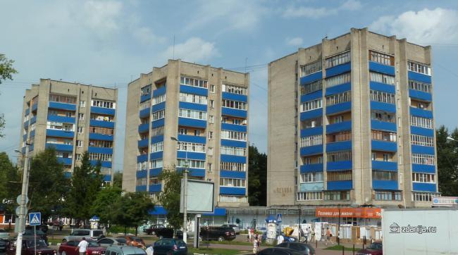 типовые дома Чехов