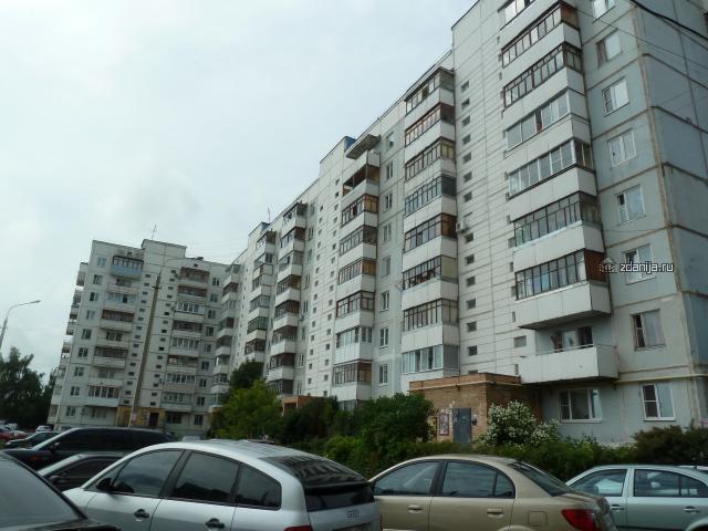Панельные дома 101 серии г. Чехов