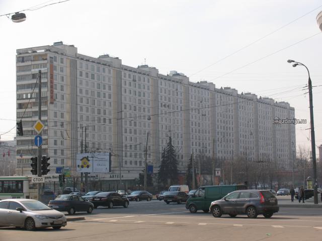 Панельные дома серии И-286