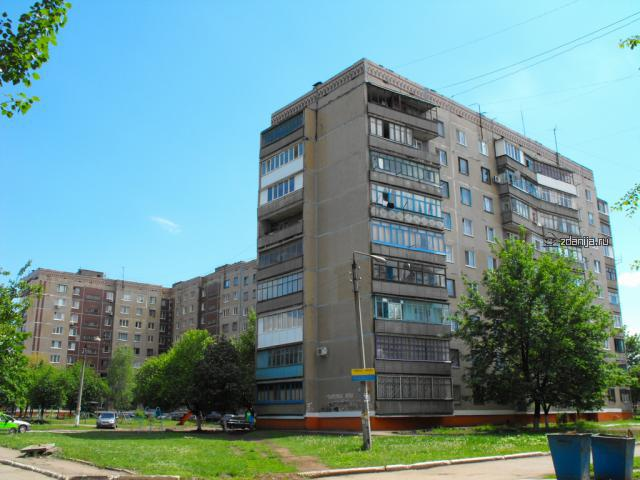 дома 90-ой серии в Краматорске