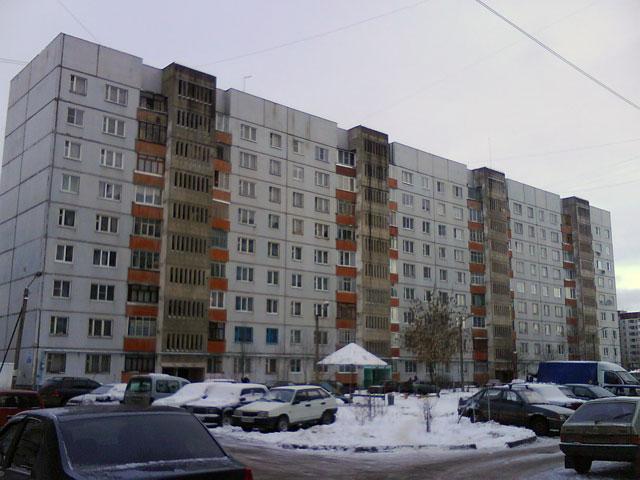 серия домов 111-90 Дом на ул. Кочетова, 14к2 в Великом Новгороде