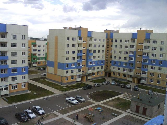 """серия домов 111-90 дома в микрорайоне """"Псковская Слобода"""""""