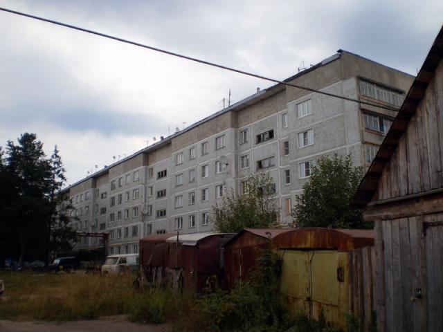 Дом серии 90. ст. Игоревская, ул. Южная, 10, Смоленская область, Холм-Жирковский район