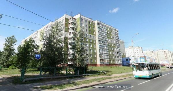 Типовые серии в Нижнем Новгороде - панельные дома на ул. Культуры