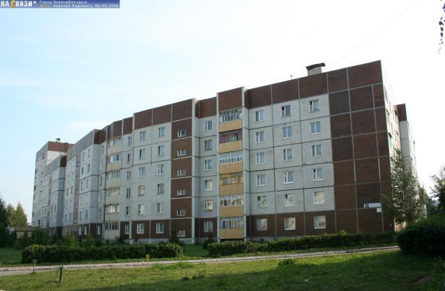 Новочебоксарск, Винокурова, 61