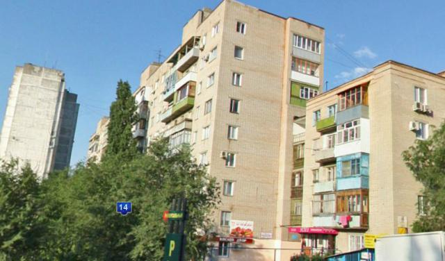 улица Ткачёва дом 14 Типовые серии Волгоград