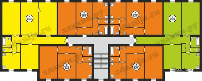 Планировка II-03