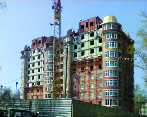 Панельно-кирпичные домики серии 135М в Туле