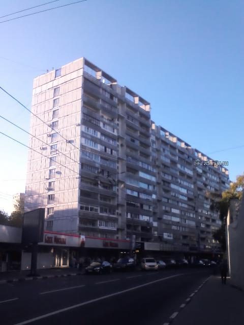 серия и209 ул. Большая Полянка, дом 30 Москва