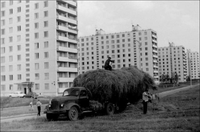Москва, ретро фото 4