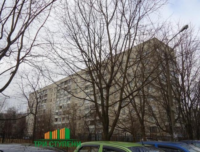 г. Балашиха, улица Солнечная д. 12, девятиэтажка, панель. Не могу опеределить серию дома