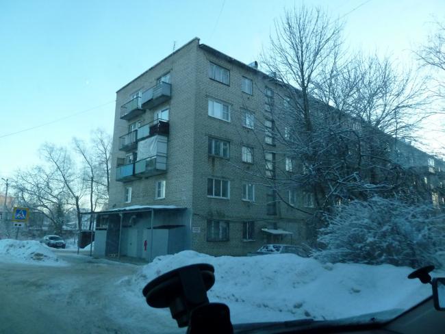 г. Тутаев, дома, некоторые явно серийные