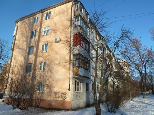 Ярославль, панельная пятиэтажка 1-515/5 ?