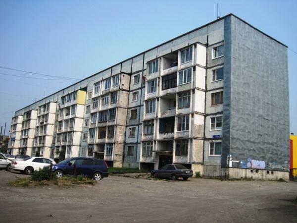 Петропавловск-Камчатский, что за серии?