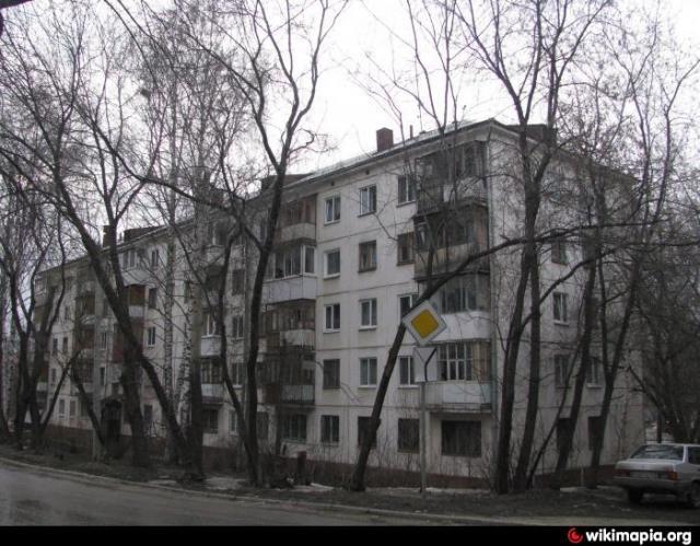 1-464а (отр.адм.) г.Пермь, ул.Механошина, д.4 Что за серия дома