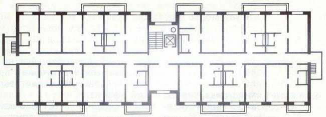 121-057 - Помогите найти план этажей разновидности 121 серии, Нижний Новгород