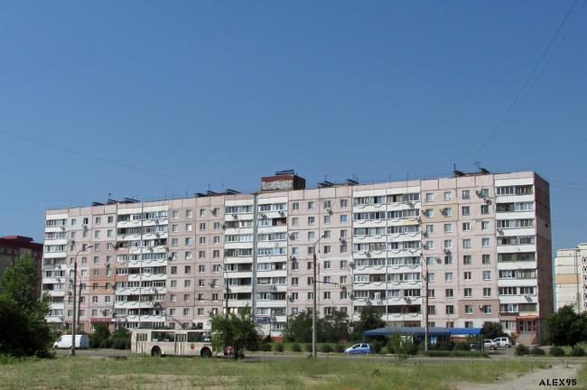 Дома серии 1-480А - планировка квартир