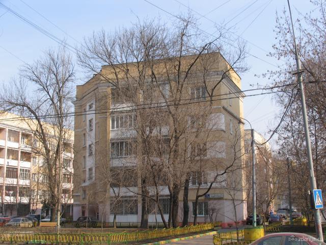 ул. Короленко, дом 7 корп. 2