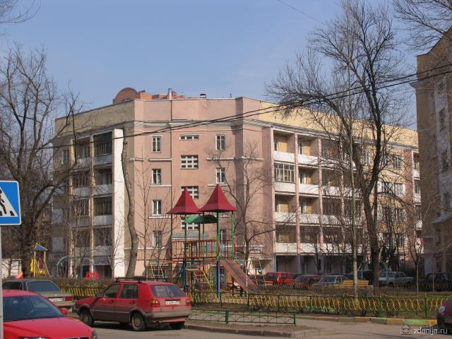 ул. Короленко, дом 7, корп. 1