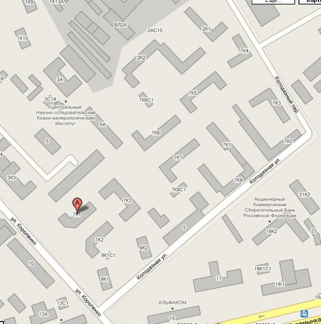 планировка конструктивисткого квартала