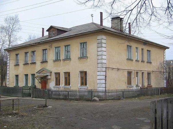 Жилой многоквартирный дом в 1 здн - КС-8-50
