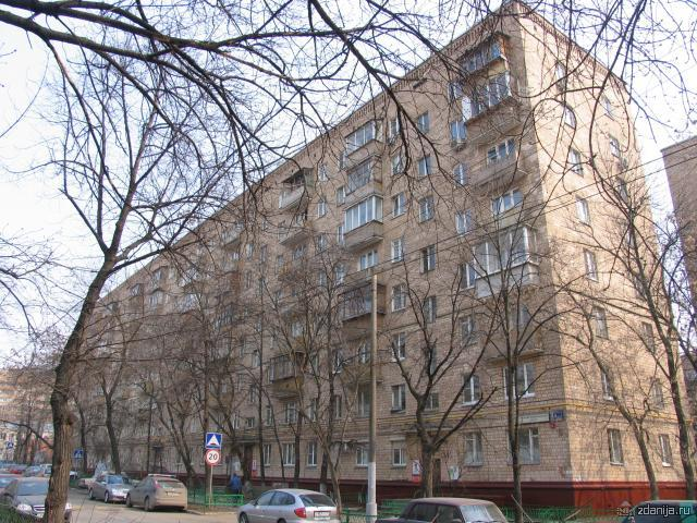 Дома серии II-29-03 Москва (отр.адм.) Серия 1-511-8?