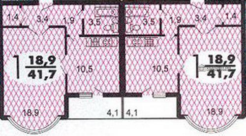 типовые планировки однокомнатных квартир в домах серии и-155