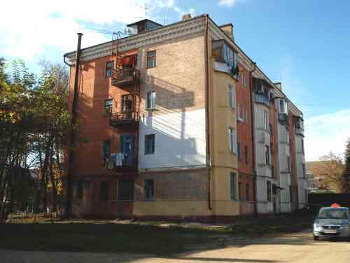 Дом специалиста на Ульянова
