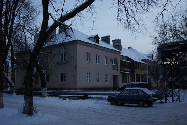 дом серии 1-204-113