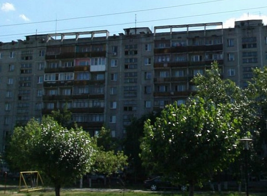 Типовые серии в Нижнем Новгороде