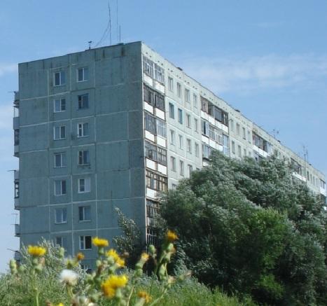 Дома серии 1-464Д, г. Омск (отр.адм.) Помогите определить серию дома