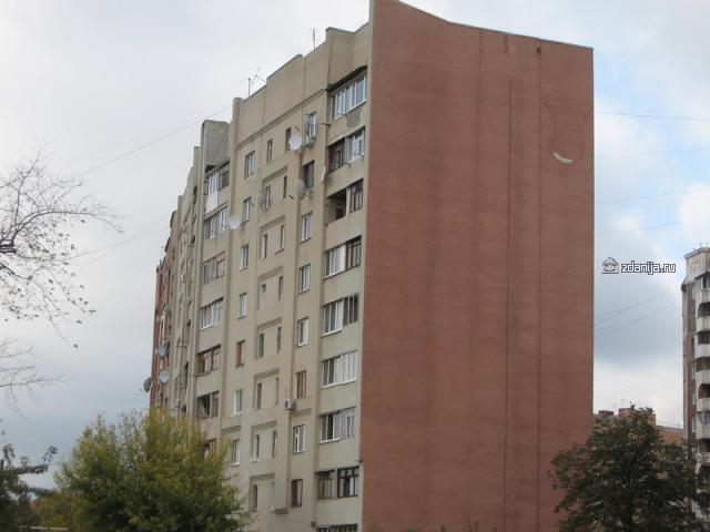 дома серии 87 Типовой проект 87-0120/1.2 (отр.адм.)