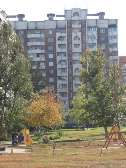 серия 176-Т-8 + планировки квартир(отр.адм.) Помогите определить серию дома (Харьков)