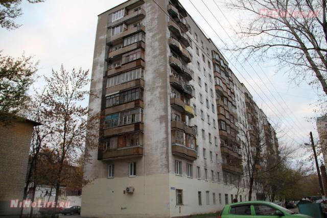 Нижний Новгород, Портовый пер., 8, предположительно II-29, Помогите найти серию и планировки