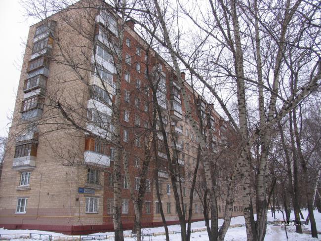 II-29 Проспект Андропова дом 32/37